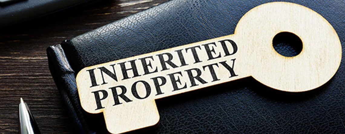 """There's currently a """"stepped-up basis"""" if you inherit property — but will it last?"""